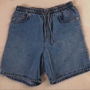 Pants - Stretch Waist Jean Shorts❣️